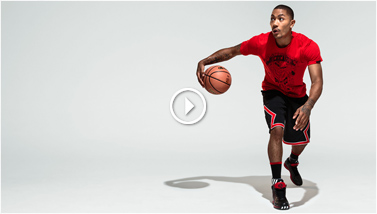 adidas, Derrick Rose Launch D Rose 3 Signature Basketball Shoe