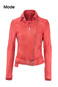 Patrizia Pepe, Leather Biker Jackets