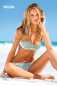 Victoria's Secret, Sizzling Swim 2013 Second Catalogue