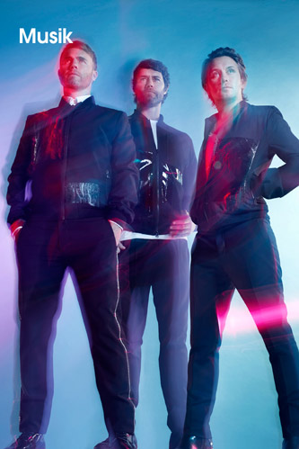 imagesportal / Musik / Take That / Images Portal