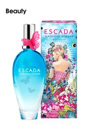 ESCADA, Turquoise Summer