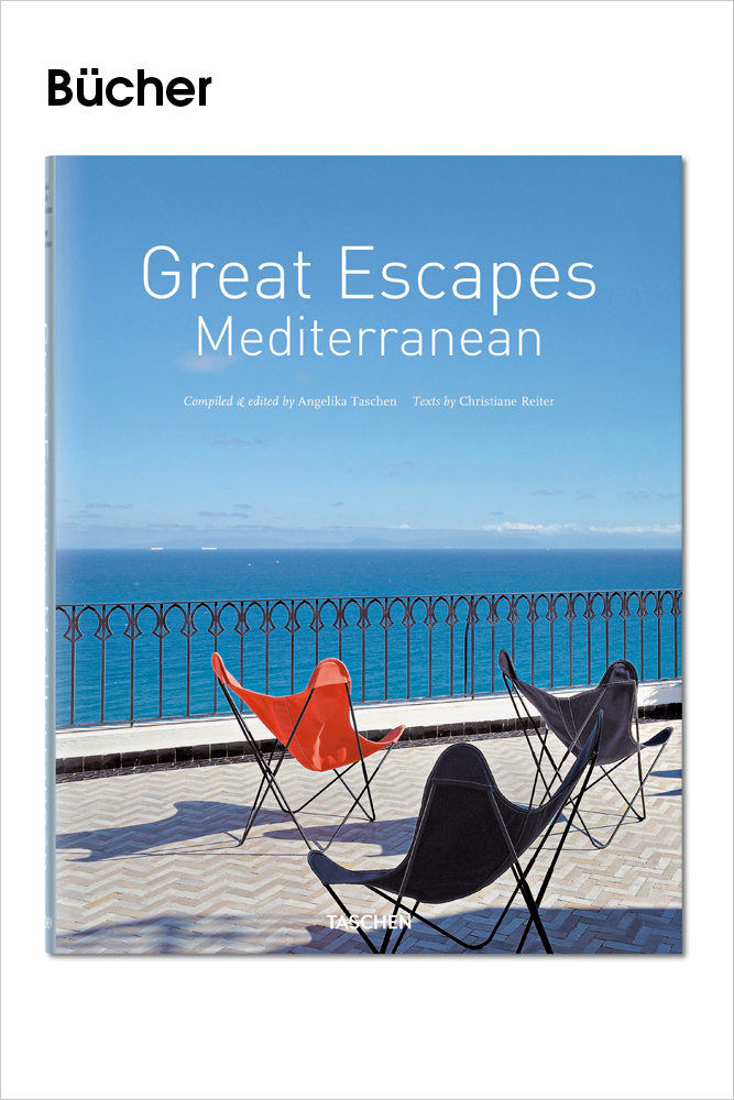 "TASCHEN – ""Great Escapes Mittelmeer"""