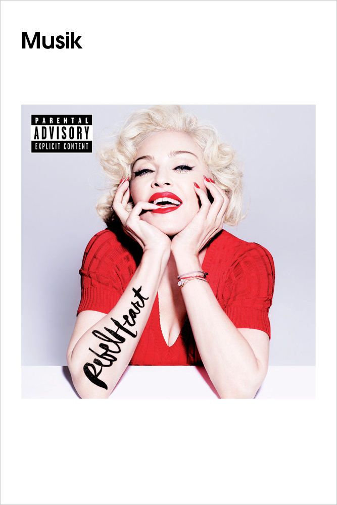 "MADONNA – ""Rebel Heart"""