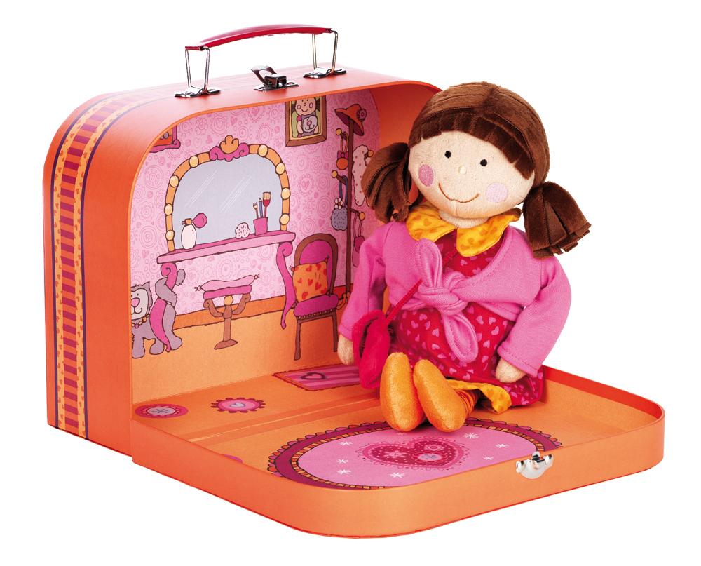 sigikid – Lara Lala - Lara Lala im Koffer