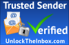 Unlock The Inbox Trusted Sender Verification